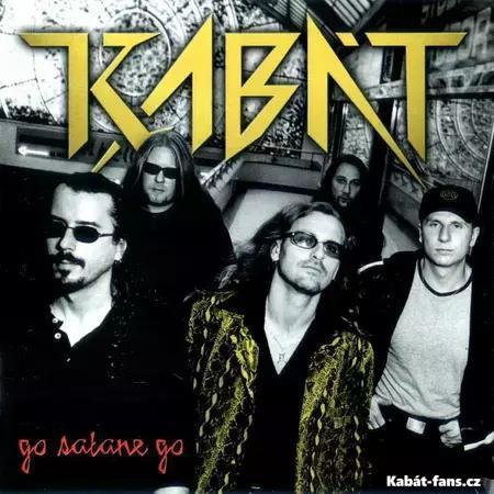 Album  Go satane go - Diskografie - Novinky - Kabat-Fans.cz 8948483815