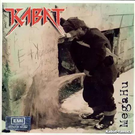 Album  MegaHu - Diskografie - Novinky - Kabat-Fans.cz 85239e7883b